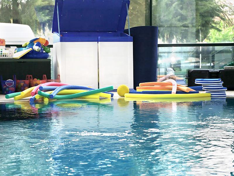 Piscina de Hidroterapia